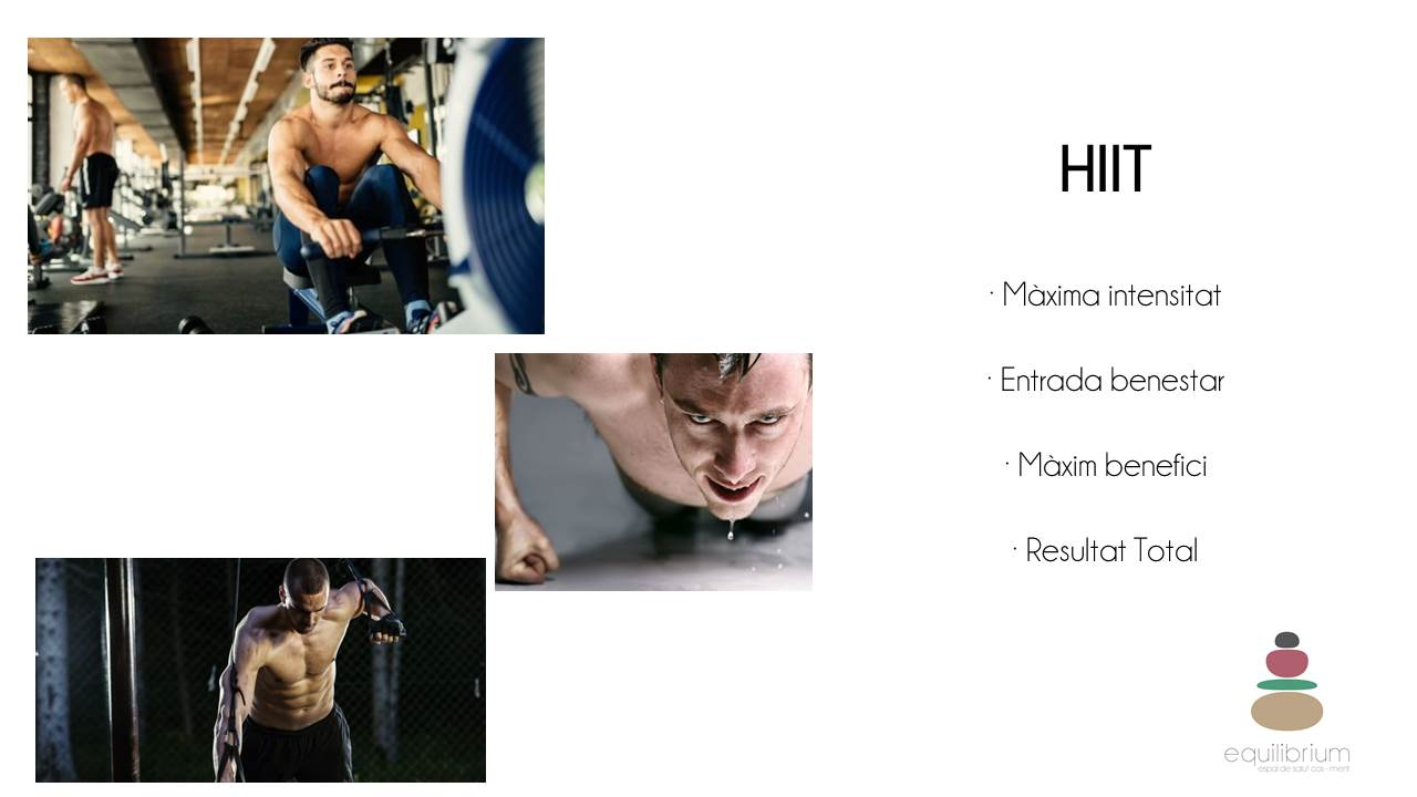 HIIT (HIGT INTENSITY INTERVAL TRAINING)